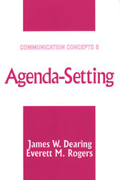 Agenda-Setting by James W. Dearing