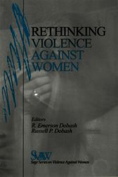 Rethinking Violence against Women by Rebecca Emerson Dobash