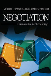 Negotiation by Michael L. Spangle