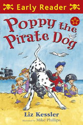 Poppy the Pirate Dog by Liz Kessler