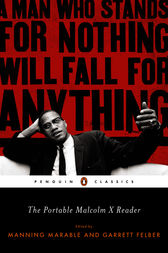 The Portable Malcolm X Reader by Manning Marable