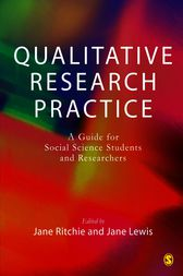 Qualitative Research Practice by Jane Ritchie