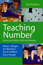Teaching Number by Robert J Wright