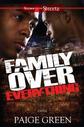 Family Over Everything by Paige Green