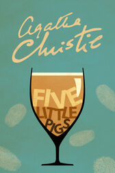 Five Little Pigs (Poirot) by Agatha Christie