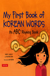 My First Book of Korean Words by Kyubyong Park