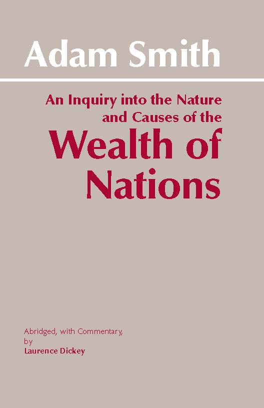 Download Ebook Wealth of Nations by Adam Smith Pdf