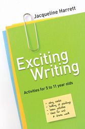 Exciting Writing by Jacqueline Harrett