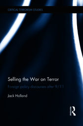 Selling the War on Terror by Jack Holland