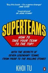 Superteams by Khoi Tu
