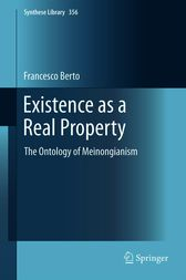 Existence as a Real Property by Francesco Berto