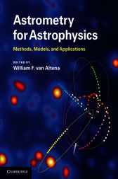 Astrometry for Astrophysics by William F. van Altena