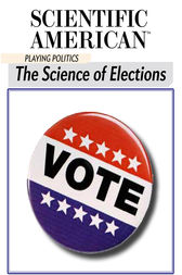 Playing Politics by Scientific American Editors