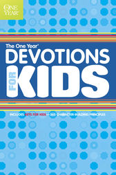The One Year Devotions for Kids #1 by Children's Bible Hour