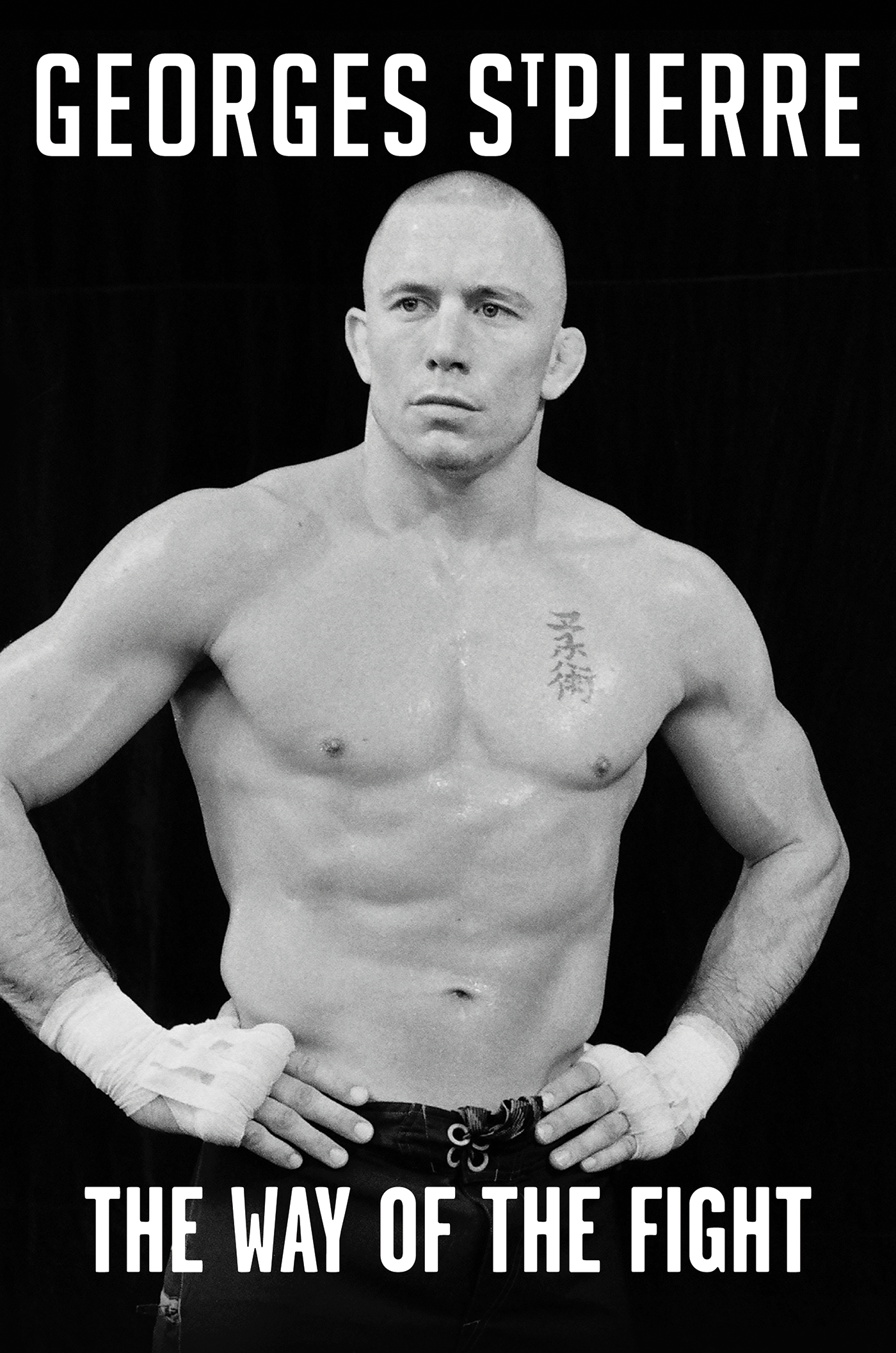 Download Ebook The Way of the Fight by Georges St-Pierre Pdf