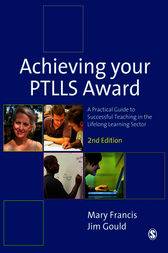 Achieving Your PTLLS Award by Mary Francis