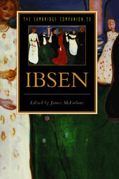 The Cambridge Companion to Ibsen by James McFarlane