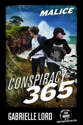 Conspiracy 365 #14 by Gabrielle Lord