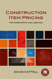Construction Item Pricing by David Cattell