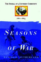 Seasons of War by Daniel E. Sutherland