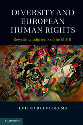 Diversity and European Human Rights by Eva Brems
