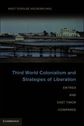 Third World Colonialism and Strategies of Liberation by Awet Tewelde Weldemichael