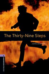 The Thirty-Nine Steps Level 4 Oxford Bookworms Library by John Buchan