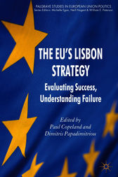 The EU's Lisbon Strategy by Paul Copeland