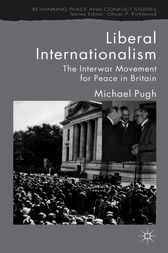 Liberal Internationalism by Michael Pugh