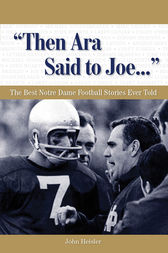 Then Ara Said to Joe. . . by John Heisler