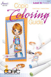 Copic Coloring Guide Level 3: People by Colleen Schaan