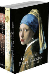 Tracy Chevalier 3-Book Collection: Girl With a Pearl Earring, Remarkable Creatures, Falling Angels by Tracy Chevalier