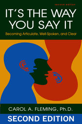 It's the Way You Say It by Carol Fleming