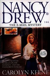 The E-Mail Mystery by Carolyn Keene