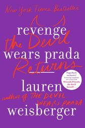 Revenge Wears Prada by Lauren Weisberger