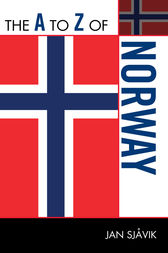 The A to Z of Norway by Jan Sjåvik