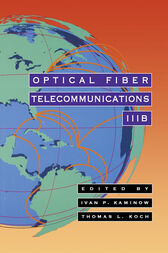 Optical Fiber Telecommunications IIIB by Thomas L. Koch