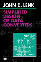 Simplified Design of Data Converters by John Lenk