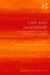 Law and Leadership by Susan McCarty