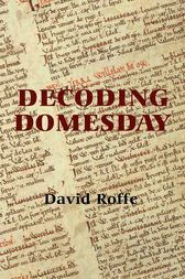 Decoding Domesday by David Roffe