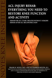 ACL Injury Rehabilitation by Sue Barber-Westin