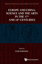 HISTORY OF MATHEMATICAL SCIENCES: PORTUGAL AND EAST ASIA IV by Luis Saraiva