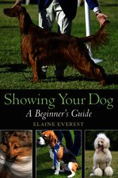 Showing Your Dog by Elaine Everest