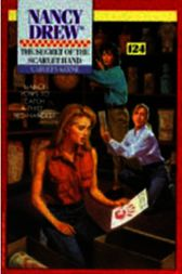 The Secret of the Scarlet Hand by Carolyn Keene