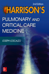 Harrison's Pulmonary and Critical Care Medicine, 2e by Joseph Loscalzo