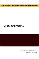 Jury Selection by Margaret Bull Kovera