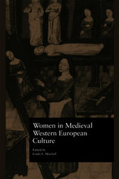 Women in Medieval Western European Culture by Linda E. Mitchell