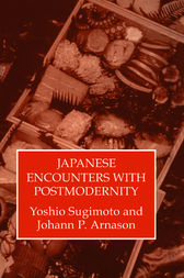 Japenese Encounters With Postmod by Sugimoto