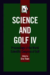 Science and Golf IV by Eric Thain