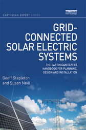 Grid-connected Solar Electric Systems by Geoff Stapleton